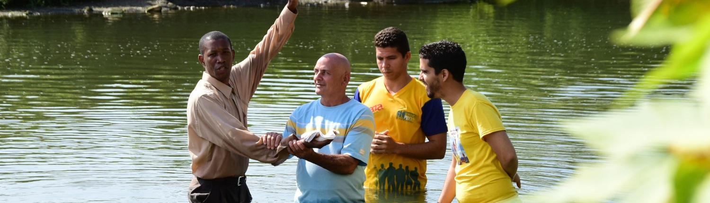 Bibelsk dåb - og hvorfor dåb?